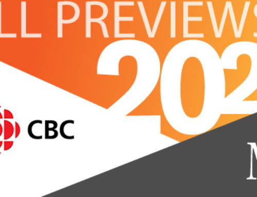 2020 CBC Fall Previews