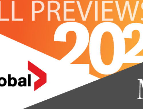 2020 GlobalTV Fall Previews
